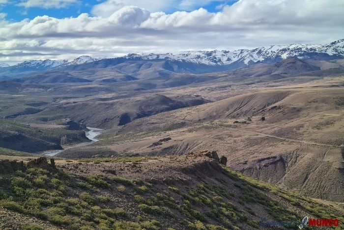 Mirador La Puntilla, Norte de Neuquén