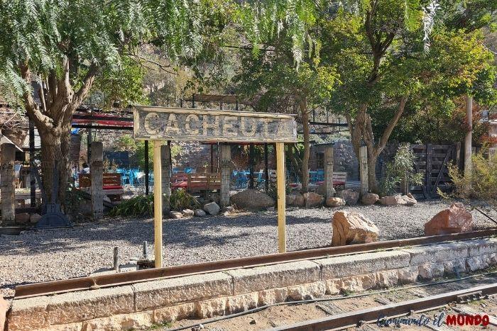 Cacheuta, imperdible de Mendoza