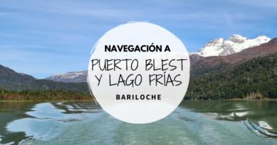 Puerto Blest, Bariloche