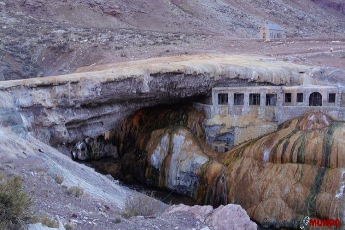 Puente del Inca, imperdible de Mendoza