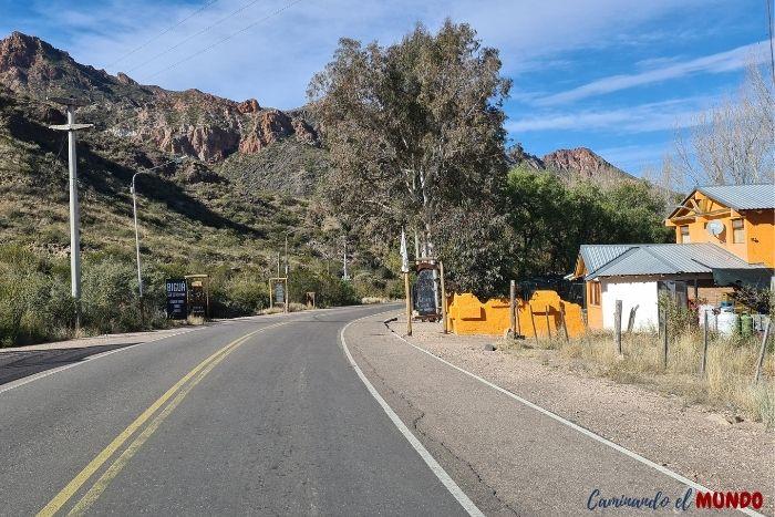Ruta 173 Mendoza